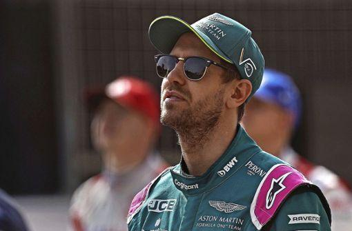 Sebastian Vettel und Aston Martin – Coronafälle und Testprobleme