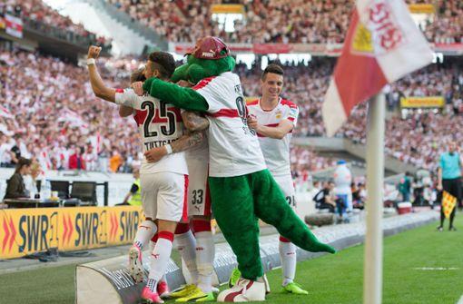 So lief es für die Weiß-Roten zuletzt am 34. Spieltag