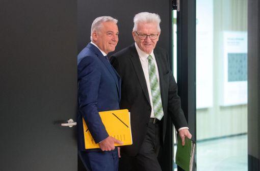 Umfrage: Grün-Schwarze Koalition hat weiter stabile Mehrheit