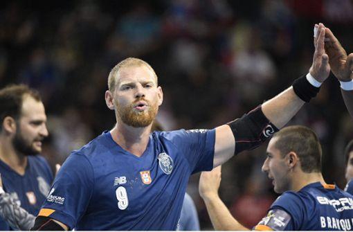 Ein Handball-Traum am  Meer