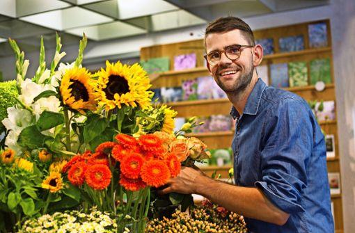 Weilheimer will Deutschlands bester Florist werden