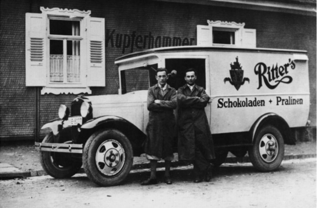 Ritter Sport war nur einer der Schokoladen-Produzenten der Stadt im 19. Jahrhundert. Wir blicken zurück auf Stuttgarts süße Vergangenheit. Foto: Ritter Sport