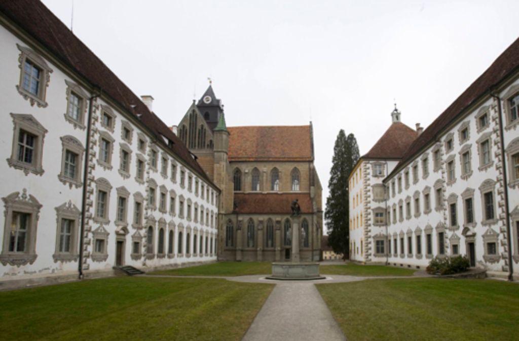 Die Ruhe trügt: In der Schule Schloss Salem stehen die Zeichen derzeit auf Sturm. Foto: ddp