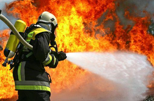 Feuer und Flamme für die  neue Ausbildung
