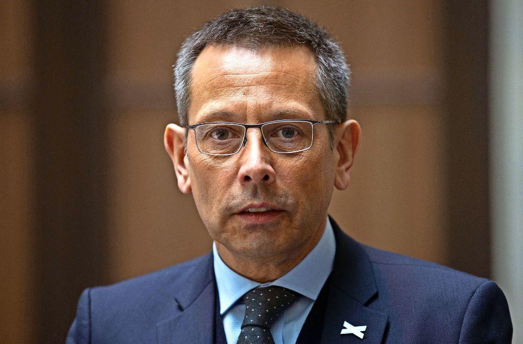 Johannes-Wilhelm Rörig Foto: dpa