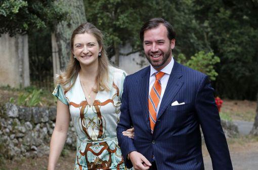 Luxemburg freut sich über den kleinen Charles
