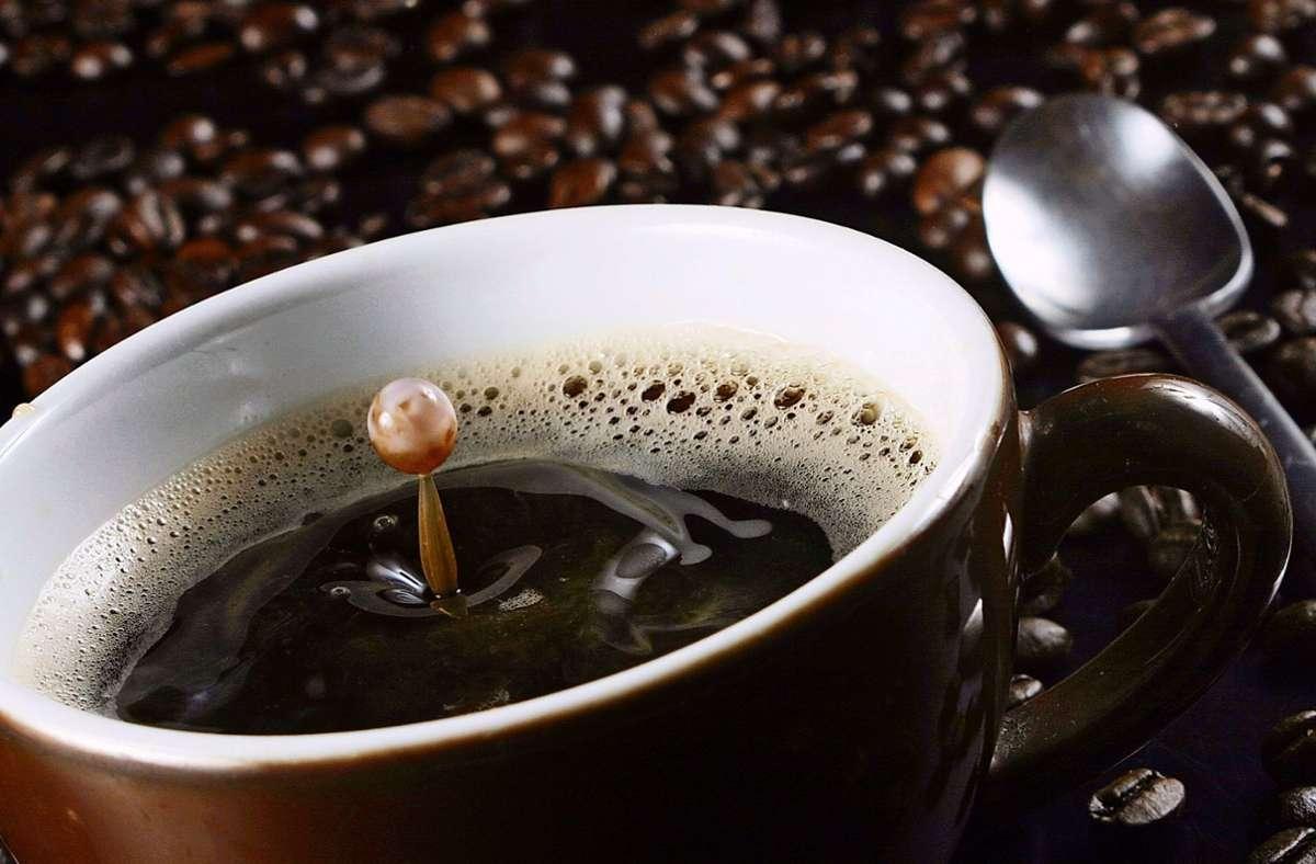 Mit blubb und vor allem fair produziert: Kaffeegenuss in Fellbach Foto: Hase/dpa