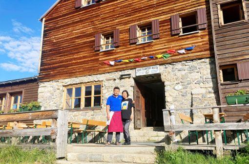 Ein Sherpa ist neuer Wirt auf der Stuttgarter Hütte