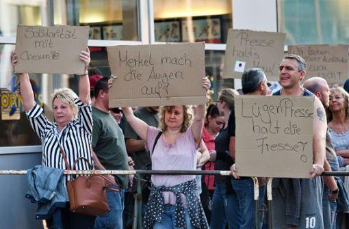 Freiheitsrechte im Stresstest
