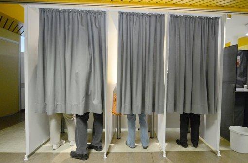 8,5 Millionen dürfen heute wählen