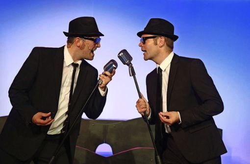 Die Blues Brothers rocken Donzdorf