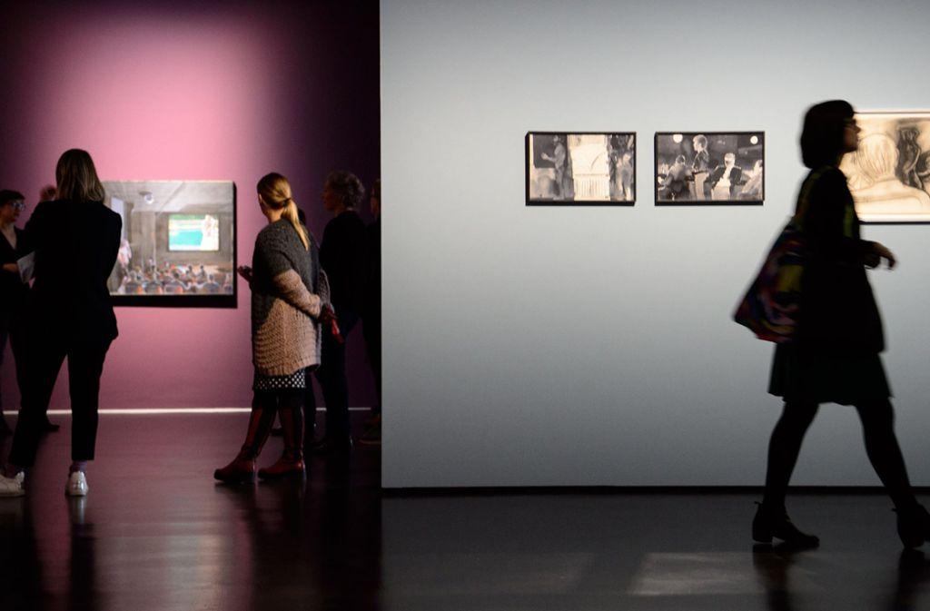 Die Stuttgarter Museenlandschaft verzeichnet 2018 einen Besucherzuwachs. Foto: dpa