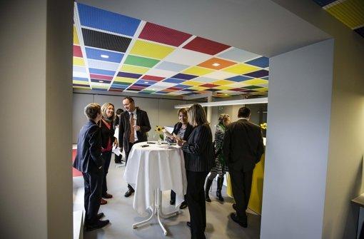 Das Welcome Center in Stuttgart ist am Mittwoch eröffnet worden. Foto: Michael Steinert