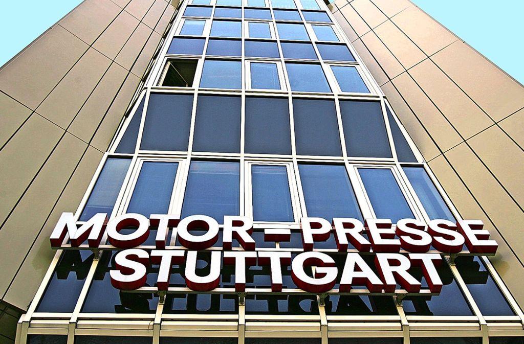 Die Gründerfamilien sind künftig wieder im vollen Besitz des Stuttgarter Medienhauses. Foto: AP