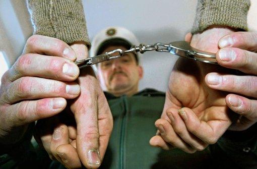 Tatverdächtiger in Untersuchungshaft
