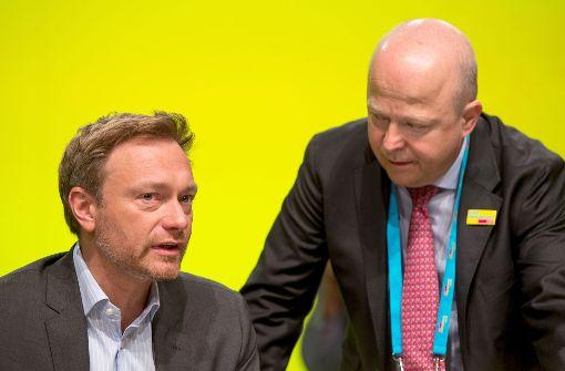 Die Südwest-FDP lässt Muskeln spielen