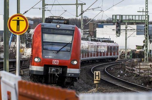 Ersatzverkehr nach Schienenbruch