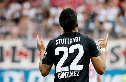 Nicolas Gonzalez' gelungenes Debüt für Argentinien