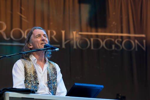 Ohne Orchester ist Roger Hodgson am besten