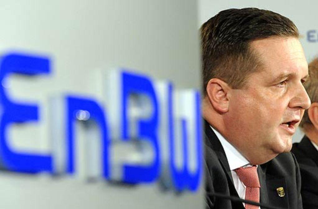 Ex-Ministerpräsident Stefan Mappus (CDU). Foto: dpa
