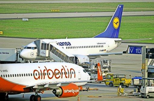 Air Berlin steht vor einer Schrumpfkur