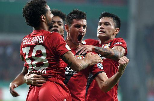 Gladbach, Schalke und Leverkusen siegen