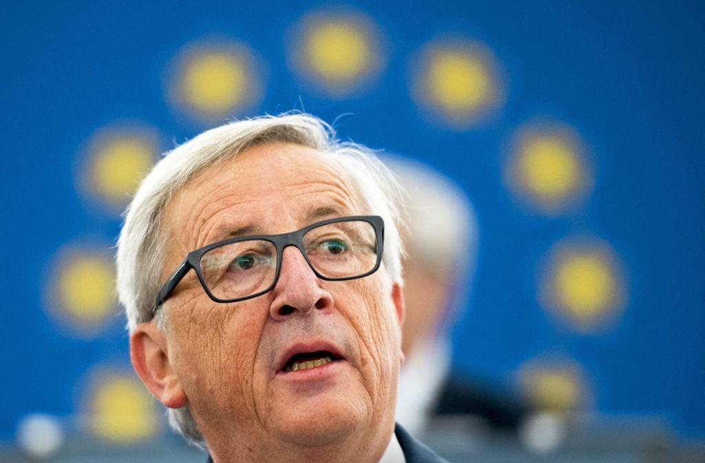 Gleich mehrere deutsche Politiker stünden bereit, Kommissionspräsident  Jean-Claude Juncker zu beerben. Foto: AFP