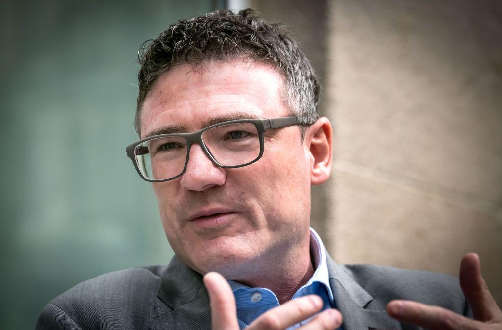 Stefan Kaufmann ist Mitbegründer der Schwulen und Lesben in der Union. Foto: Lichtgut/Achim Zweygarth