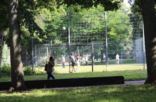 Unmut über Protest gegen  Bolzplatz in Stuttgart-West