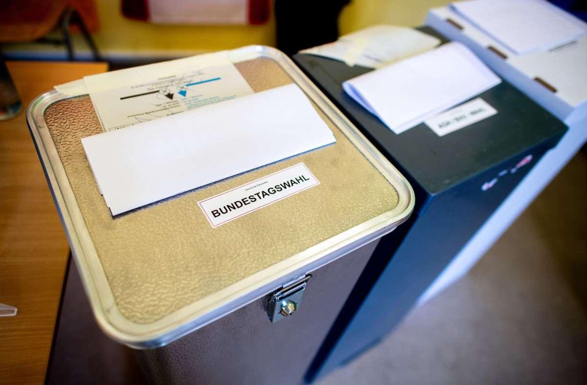 In Berlin wurde das neue Abgeordnetenhaus gewählt. (Symbolbild) Foto: dpa/Hauke-Christian Dittrich