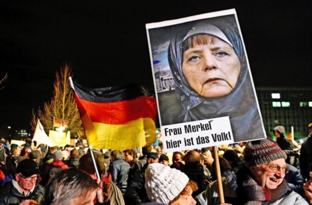 Demo In Dresden Heute Pegida