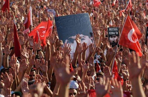 EU weist Vorwürfe von Erdogan zurück