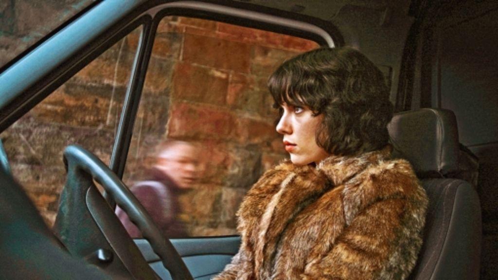 """Scarlett Johansson in """"Under the Skin"""": auch dieser Star ist kein Garant mehr für einen Kinostart. Foto: Verleih"""