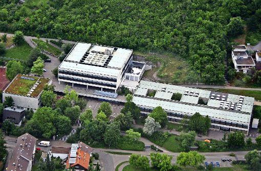 Die neue Mensa der Lämmle-Schule liegt vorerst auf Eis