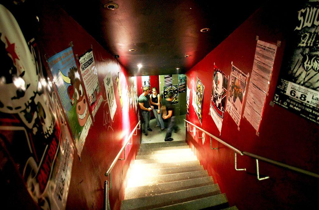 Der Keller Klub – eine Institution des Stuttgarter Nachtlebens Foto: Piechowski