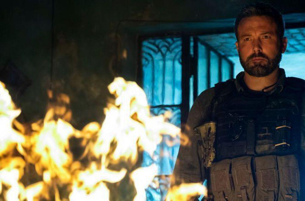 """Die Action-Serie """"Triple Frontier"""" war den Netflix-Chefs zu teuer. Foto: Glomex"""