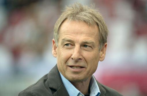 VfB verhandelt mit Jürgen Klinsmann