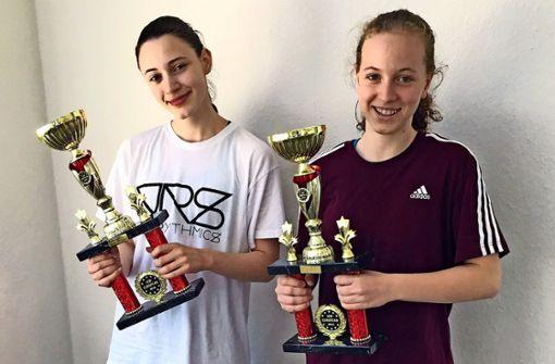 Schülerinnen sind Hip-Hop-Europameister