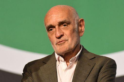 """Martin Kind sagt Auftritt im """"Aktuellen Sportstudio"""" des ZDF ab"""