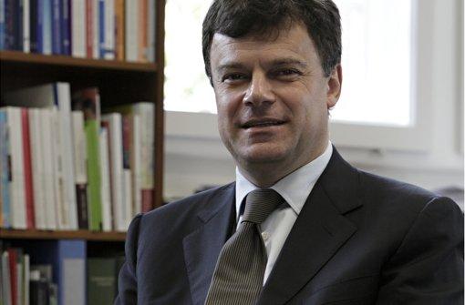 Giovanni Maio ist Medizinethiker an der Universität Freiburg. Foto: Verlag