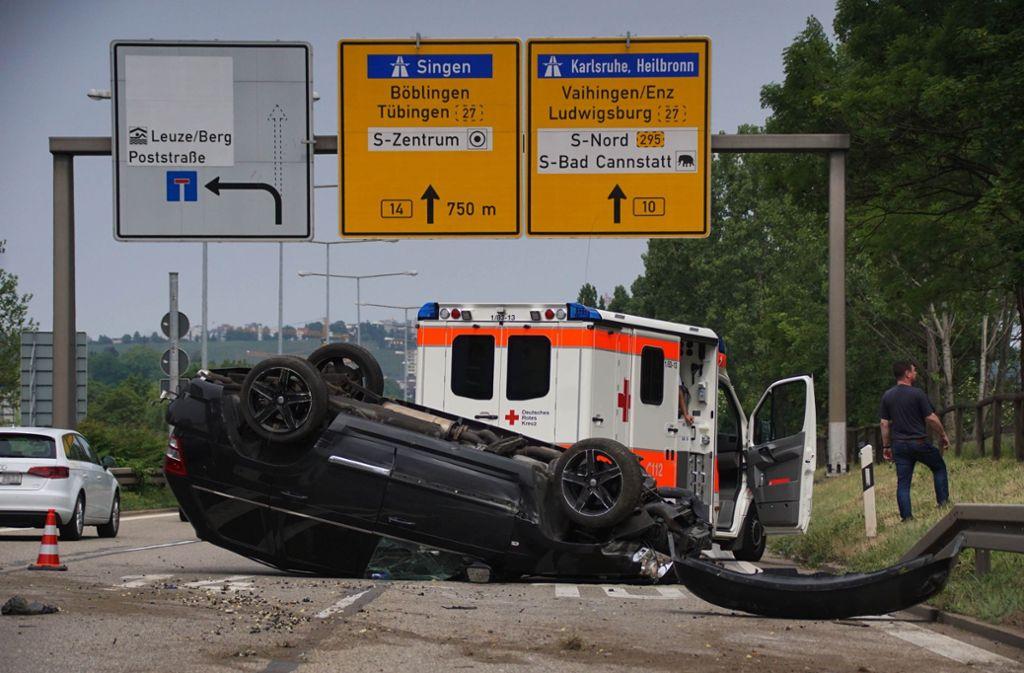 Unfall Kappelbergtunnel Heute