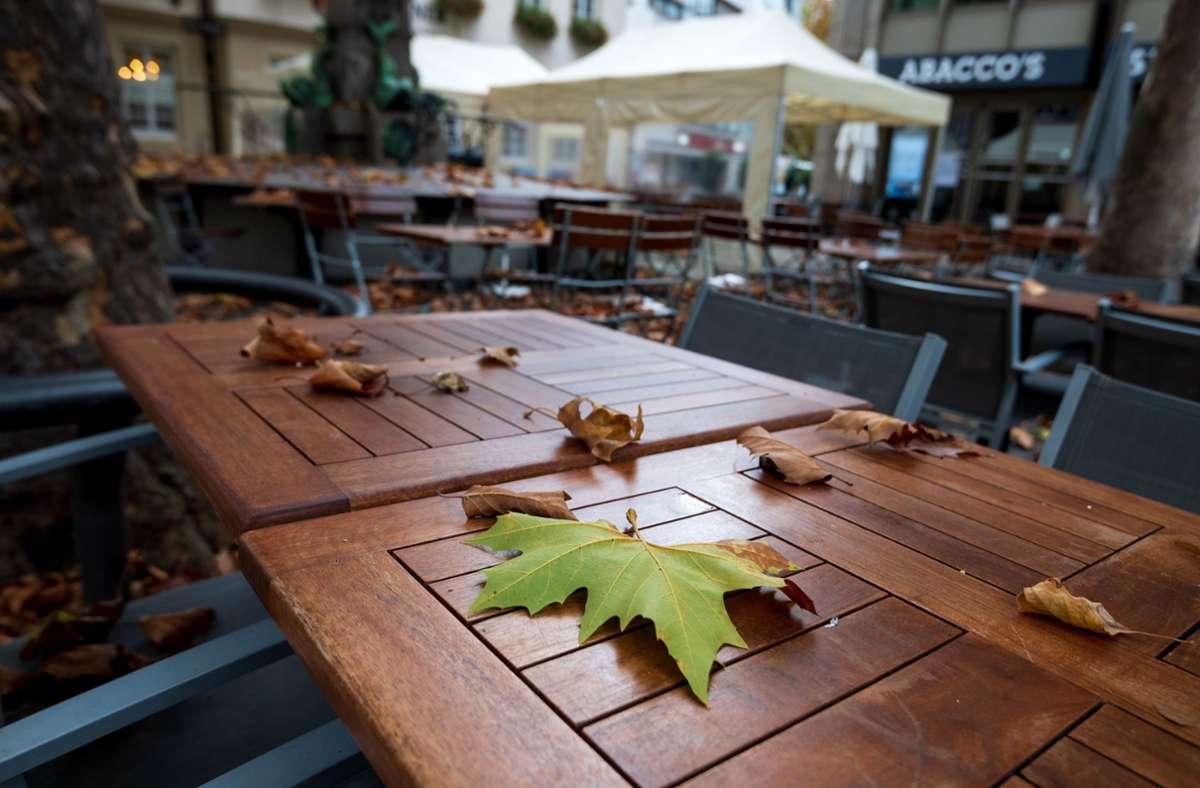 Müssen Restaurants im Dezember weiter geschlossen bleiben? Foto: LICHTGUT/Leif Piechowski