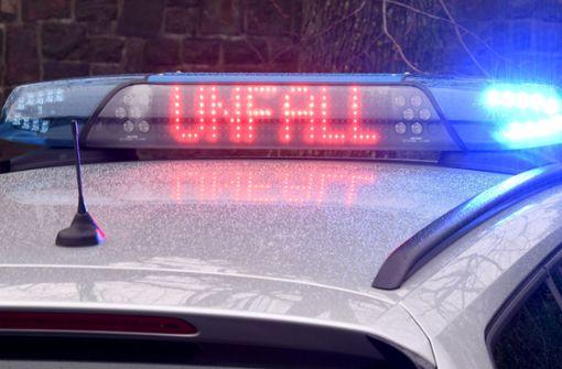 Betrunkener Autofahrer kracht in Gegenverkehr - sechs Schwerverletzte