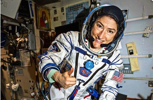 Eine Frauenquote für die Raumfahrt?