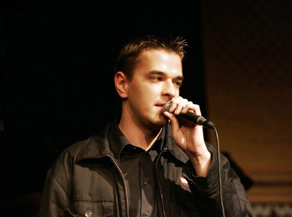 Alexander Franke aka DJ Sandy wünscht sich mehr Zusammenhalt in der Hip-Hop-Szene. Foto: privat