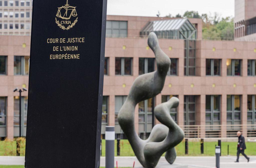 Nach einem jahrelangen Rechtsstreit legte das Bundesarbeitsgericht den Fall dem EuGH vor. Foto: AP