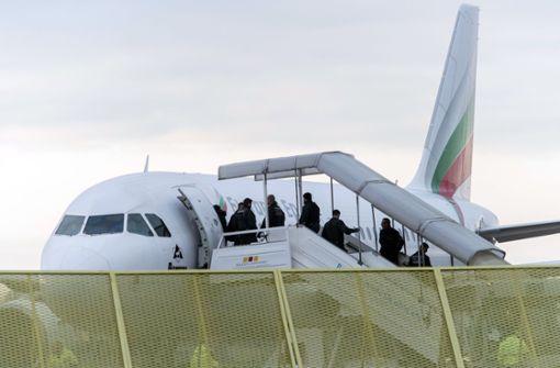 Baden-Württemberg schiebt neun Männer nach Afghanistan ab