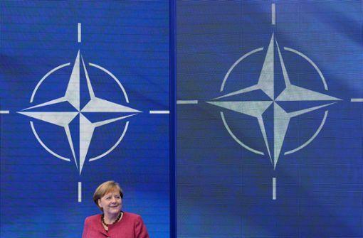 Die Nato nimmt China   stärker in den Blick
