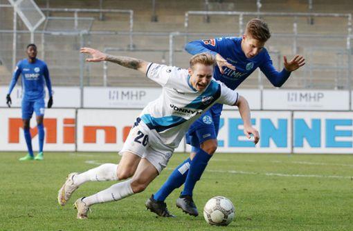 Kickers zum Saisonfinale wohl in Großaspach