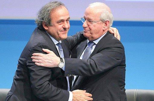Wahlkampf um den Fifa-Thron